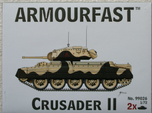 Armourfast 20mm 99026 Crusader II
